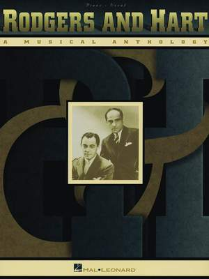Lorenz Hart_Richard Rodgers: A Musical Anthology