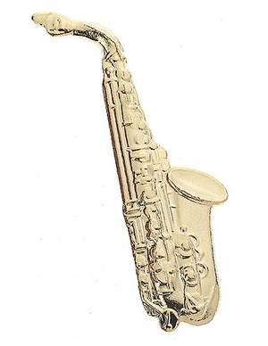 Mini Pin - Alto Sax
