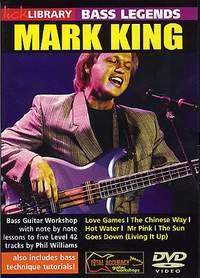 Mark King: Bass Legends - Mark King