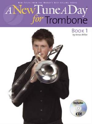 A New Tune A Day: Trombone - Book 1 Product Image