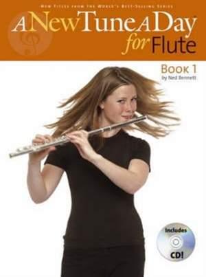 A New Tune A Day: Flute - Book 1