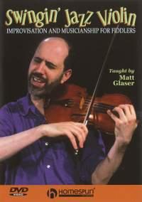 Matt Glaser: Swingin' Jazz Violin
