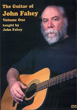 John Fahey: The Guitar Of John Fahey Volume 1