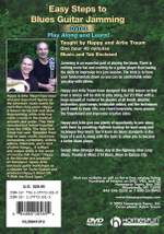 Artie Traum_Happy Traum: Easy Steps To Blues Guitar Jamming Product Image