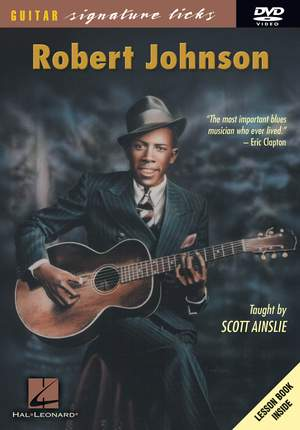 Robert Johnson Product Image