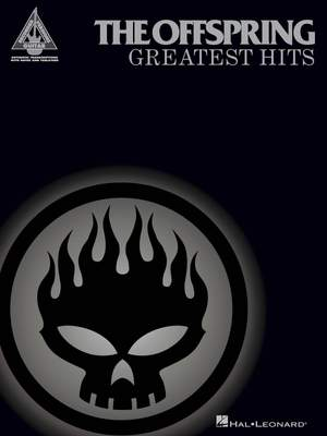 The Offspring - Greatest Hits (Guitar TAB) Product Image