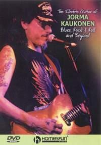 The Electric Guitar Of Jorma Kaukonen