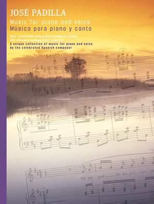 José Padilla: Music For Piano And Voice