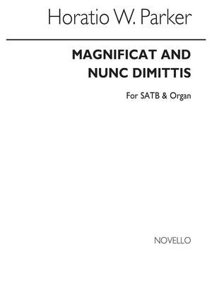 H. Parker: Magnificat And Nunc Dimittis In E Flat (Op34)