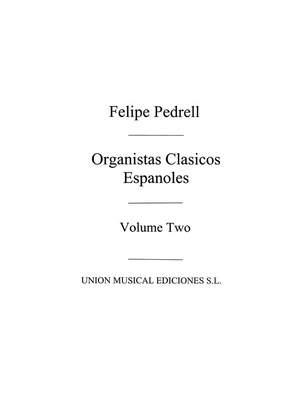 Antologia De Organistas Clasicos Vol.2
