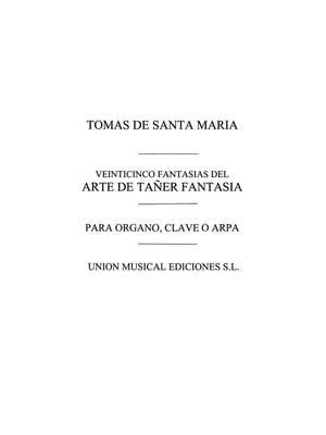 Santa Maria Veinticinco Fantasias