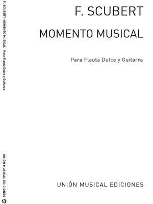 Momento Musical Op.94 No.3