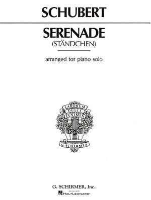 Franz Schubert: Standchen