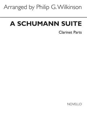 Andreas Schumann: Suite 4