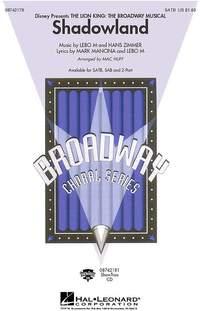 Hans Zimmer_Lebo M._Mark Mancina: Shadowland( The Lion King The Broadway Musical)