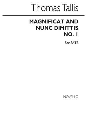 Thomas Tallis: Magnificat And Nunc Dimittis No.1
