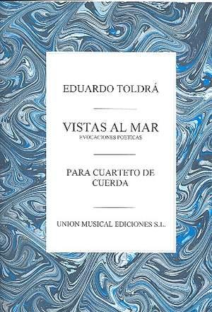 Eduardo Toldra: Vista al Mar
