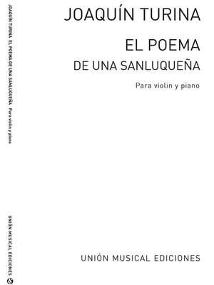 Joaquín Turina: El Poema De Una Sanluquena