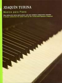 Joaquín Turina: Musica Para Piano Book 5