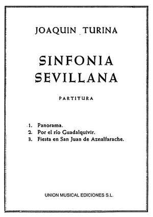 Joaquín Turina: Sinfonia Sevillana