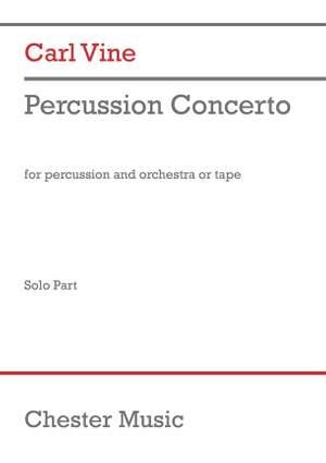 Carl Vine: Percussion Concerto