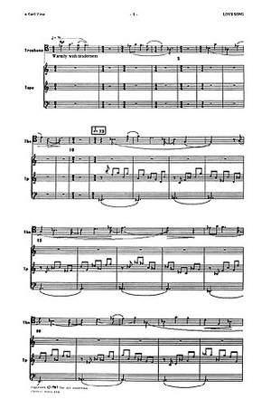 Carl Vine: Love Song