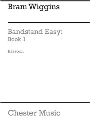 Bandstand Easy Book 1 (Bassoon) Product Image