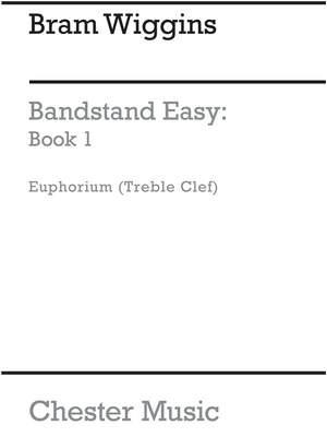 Bandstand Easy Book 1 (Euphonium TC)