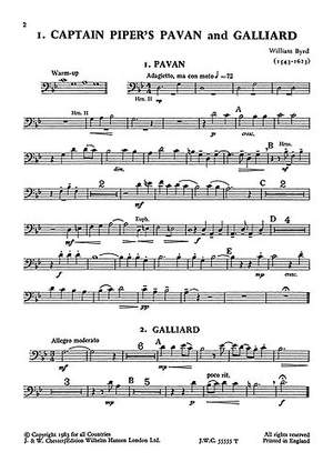 Bandstand Moderately Easy Book 1 (Trombone 1 BC)