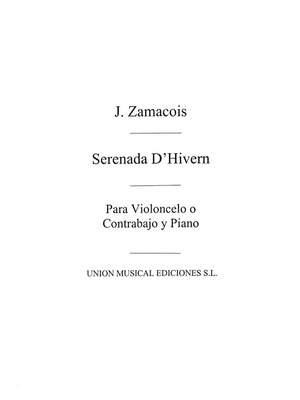 Joaquin Zamacois: Serenada D'Hivern (Contra Bassoon/Cello And Piano)