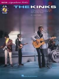 The Kinks: Guitar Signature Licks