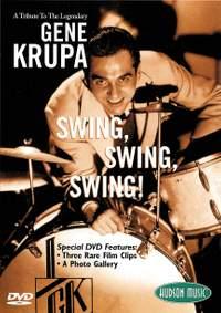 Gene Krupa: Swing, Swing, Swing!