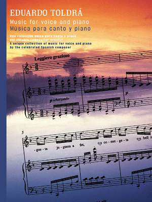 Music For Voice And Piano