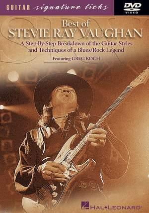 Greg Koch: Best of Stevie Ray Vaughan