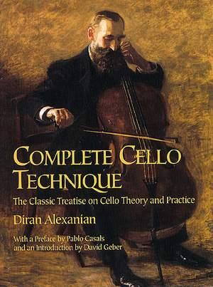 Complete Cello Technique