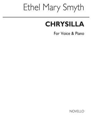 Ethel Smyth: Chrysilla (Voice/Piano)