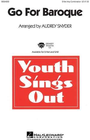 Audrey Snyder: Go for Baroque