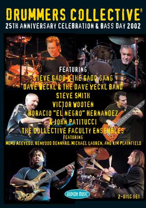 Drummers Collective: 25th Anniversary Celebration