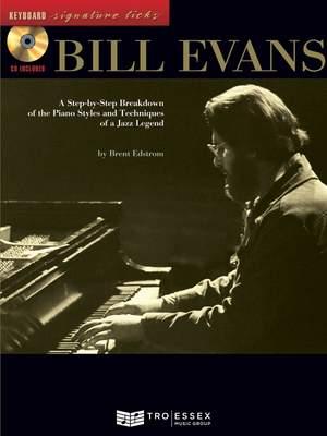 Bill Evans Keyboard Signature Licks