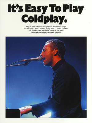 It's Easy To Play Coldplay