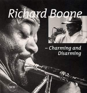 Richard Boone_Benedicta Pecseli: Charming and Disarming