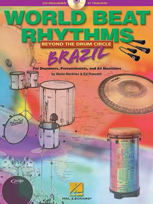 Ed Roscetti_Maria Martinez: World Beat Rhythms:Beyond the Drum Circle - Brazil