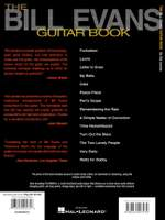 Sid Jacobs: The Bill Evans Guitar Book Product Image