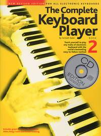 The Complete Keyboard Player: Book 2 With CD