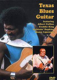 Albert Collins_Mance Lipscomb: Texas Blues Guitar - DVD