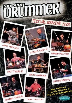 Modern Drummer Festival Weekend 2003 Product Image