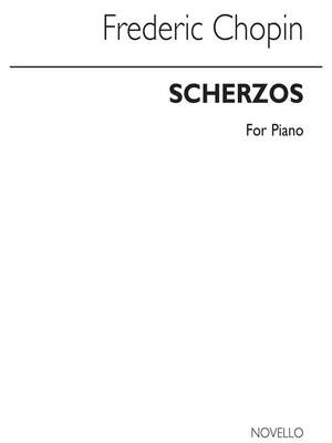 Frédéric Chopin: Scherzos