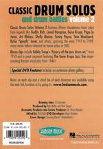 Classic Drum Solos And Drum Battles Vol.2 Product Image