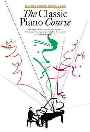 Classic Piano Course, Small Format