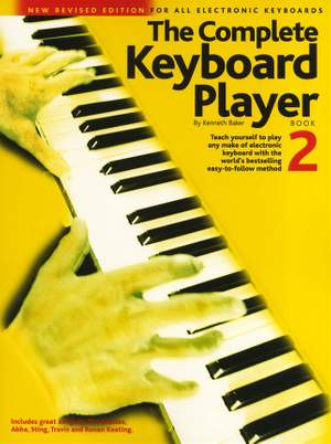 The Complete Keyboard Player: Book 2 (Revised Ed.)